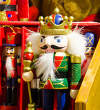 Nutcracker Soldier Royalty Free Stock Photos