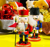 Nutcracker Soldier Royalty Free Stock Photos
