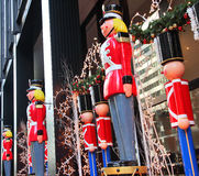 Nutcracker soldiers Royalty Free Stock Images
