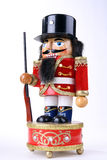 Nutcracker toy Royalty Free Stock Images