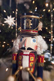 Nutcracker Toy Soldier Stock Image