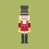 Nutcracker. Vector works, Christmas Nutcracker soldier Stock Photo
