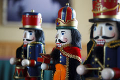 Nutcrackers Royalty Free Stock Images