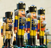 Nutcrackers Stock Photo