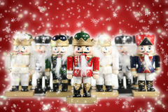 The Nutcrackers Royalty Free Stock Photo
