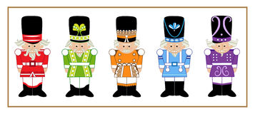 Free Nutcrackers Stock Images - 45346794