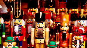 Nutcrackers Royalty Free Stock Image
