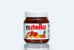 Nutella στοκ φωτογραφίες με δικαίωμα ελεύθερης χρήσης