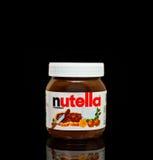 Nutella Lizenzfreie Stockfotos