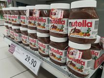 Nutella Obraz Royalty Free