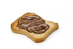 Nutella dolce. immagine stock