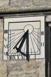 Nutgrove Sundial Stock Photos