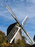 NUTLEY SUSSEX/UK DO LESTE - 31 DE OUTUBRO: Vista do moinho de vento de Nutley dentro fotos de stock