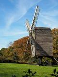 NUTLEY SUSSEX/UK EST - 31 OCTOBRE : Vue de moulin à vent de Nutley dedans photo stock