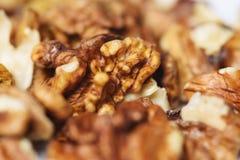 Nutmeat för första kvalitet Arkivbilder