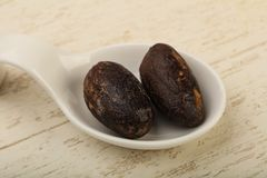 nutmeg foto de stock royalty free