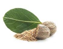 Nutmeg Royalty Free Stock Image