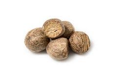Nutmeg Zdjęcie Stock