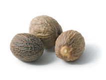 Nutmeg. Royalty Free Stock Photos