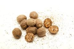 freshly grated nutmeg