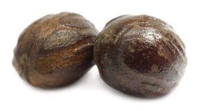 Nutmeg or Jaifal Spice Stock Photography