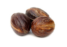 Nutmeg or Jaifal Spice Royalty Free Stock Photo