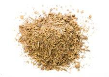 Nutmeg spice Royalty Free Stock Photo