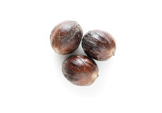 Nutmeg Royalty Free Stock Images