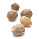 Nutmegs Stock Image