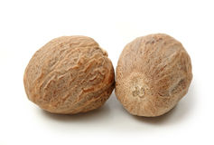 Nutmegs Stock Photography