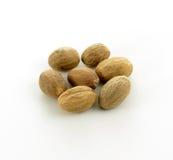 Nutmegs Stock Photo