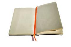 Nutowa książka Zdjęcie Stock
