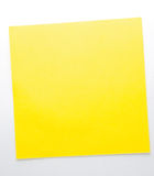 nutowy kleisty kolor żółty Obrazy Stock