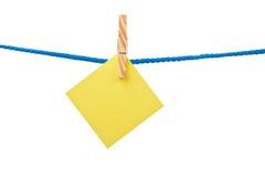 nutowy kolor żółty obraz stock