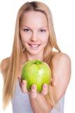 Nutrição e beleza saudáveis Imagens de Stock