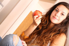 Nutrición sana Imágenes de archivo libres de regalías