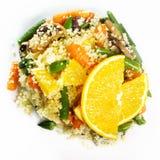 Nutrición sana y apropiada Foto de archivo