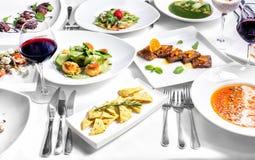 Nutrición sana y apropiada Imagen de archivo libre de regalías