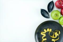 Nutrición vegetal sana y medicación de la dieta de la dieta quetogénica sana del bienestar imágenes de archivo libres de regalías