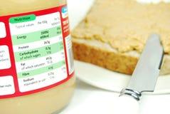 Nutrition photographie stock libre de droits