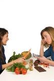Nutrition advice Royalty Free Stock Photo