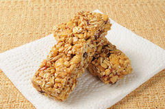 Nutrition bar Royalty Free Stock Image