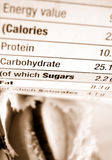 Nutrition calculator stock photos