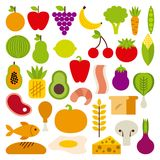 Nutrition concept design Stock Image