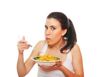 Nutrition concepts Stock Photography