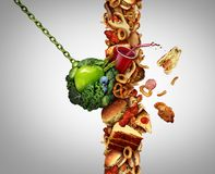 Nutrition Detox Concept Royalty Free Stock Photography