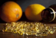 Nutrition et forme physique de santé Photos libres de droits