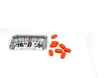 Nutrition et suppléments, Photos stock
