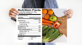 Nutrition facts Gluten Free food  Celiac Disease Nutrition , Hea Royalty Free Stock Images