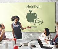 Nutrition Healthy Eating Diet Food Nourishment Concept royalty free stock photography